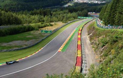 Antevisão GP F1 da Bélgica