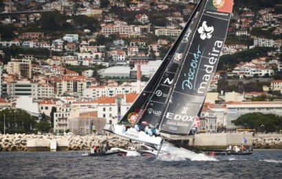 Sail Portugal - Visit Madeira fez exibição consistente